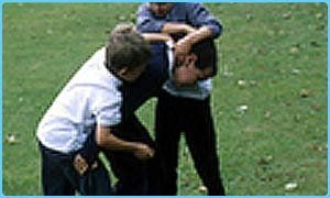 Bullying in the playground