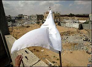 flag of truce