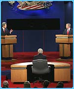 Millions of people watched the debates