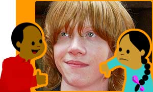 Vote on Rupert's hair