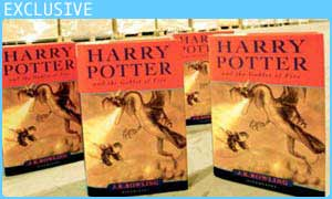 Editions of Harry Potter and the Goblet of Fire