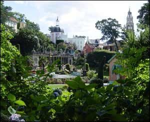 Alan Craven from Swansea took this picture in Portmeirion on a recent weekend break