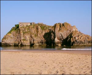 St. Catherine's Island, Tenby, taken by Richard Jones, 10, from Llanelli