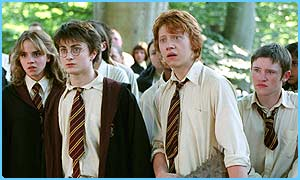 Some of the Potter stars