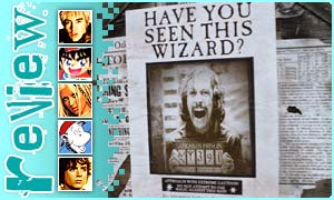 Prisoner of Azkaban: Wanted poster for Sirius Black