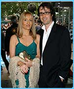 Potter author JK Rowling and husband Neil