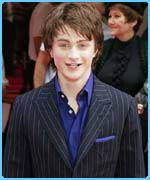 Dan Radcliffe plays Harry