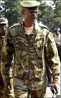 剛果圖西族反叛軍官孔達