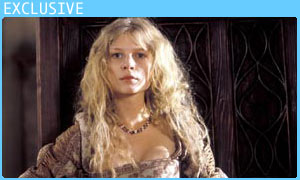 Clemence Poesy in Gunpowder, Treason and Plot