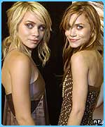 The Olsen twins earned millions in 2003