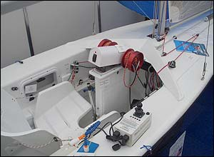 Photo of Martin 16 accessible sailing boat