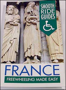 Photo of the cover of the Smooth Ride Guide to France
