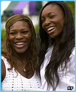The Williams sisters have great Wimbledon records