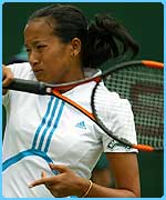 British player Anne Keothavong