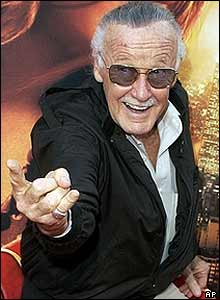 Stan Lee-Çizgi Romancı,Örümcek Adam ve Marvel Comics'in kurucusu