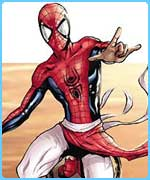Spider-Man India Copyright: Marvel Characters Inc