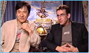 Jackie Chan and Steve Coogan