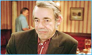 Only Fools and Horses star Roger Lloyd-Pack will play Barty Crouch Snr