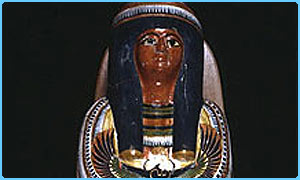 Mummy - The British Museum