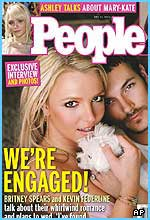 Britney Spears is getting married again