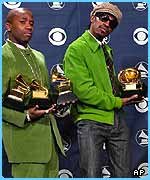 Andre 3000 and OutKast pal Big Boi