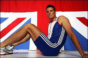 Rower James Cracknell