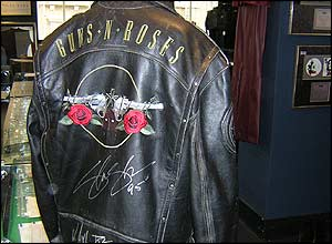 Guns N' Roses tour jacket