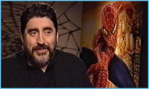 Alfred Molina: Not so mean now he's h-armless!