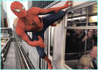 Spidey's back! Spider-Man 2 is a smash success in cinemas....