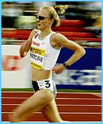 Paula Radcliffe is a big hope for Britain