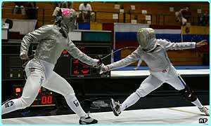 Fencing is one of the oldest Olympic sports