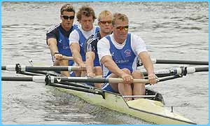 British rowers have lots of good medal chances