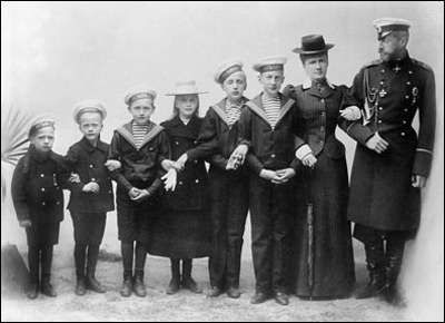 Константин константинович и его семья