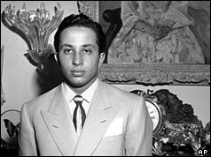 King Faisal II of Iraq - 1953