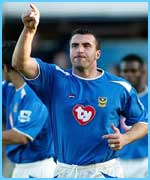 Portsmouth's David Unsworth
