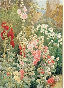 Alfred Parsons - The Garden