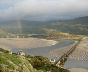 Barmouth Bridge taken by Rod Davies of Dolgellau