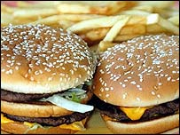 Junk food ads could be on the way out