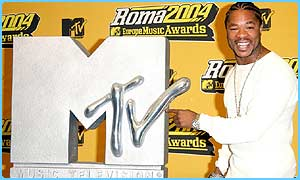 Rapper Xzibit will host the 2004 MTV Europe Awards
