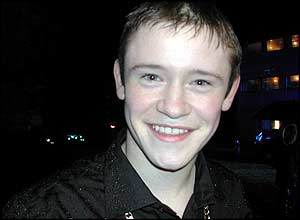 And Devon Murray (Seamus Finnegan) chatted away as usual