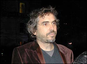 Azkaban director Alfonso Cuaron said making the Potter film was one of the great experiences of his life
