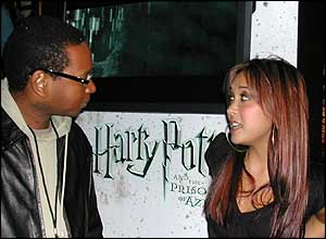 Lizo bumped into classical musician Myleene Klass, formerly of Hear'Say