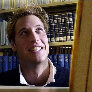 ike any celeb Prince William is often approached by fans, especially children, and asked for his autograph.