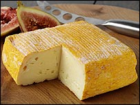 French cheese Vieux Boulogne