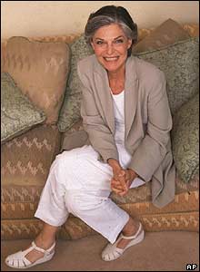 Anne Bancroft. Picture: July 1997