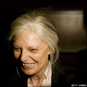 Anne Bancroft. Picture: July 2004