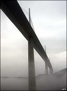 France's Millau bridge