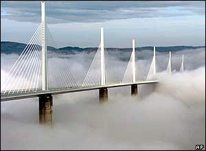 40628935 millauclouds ap220 - *The most wonderful bridges of the World*