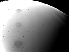 Mariner 9 photo of Mars
