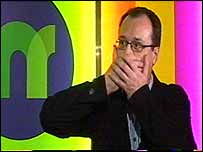 Dr Who boss Russell T Davies